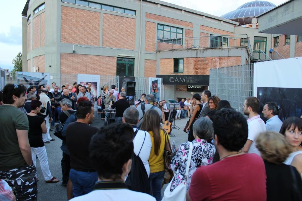 WellCAM_L'inaugurazione_The opening
