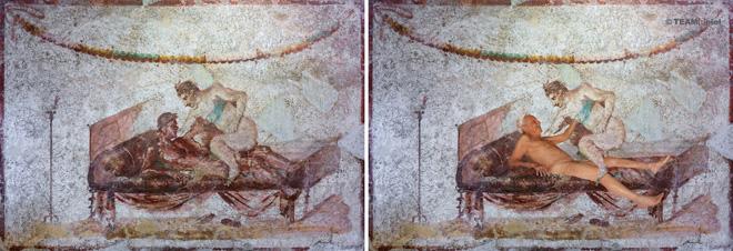 ErotiCAM Gabinetto Segreto II_Erotic Frescoe_Carl Djerassi_inventore della pillola anticoncezionale