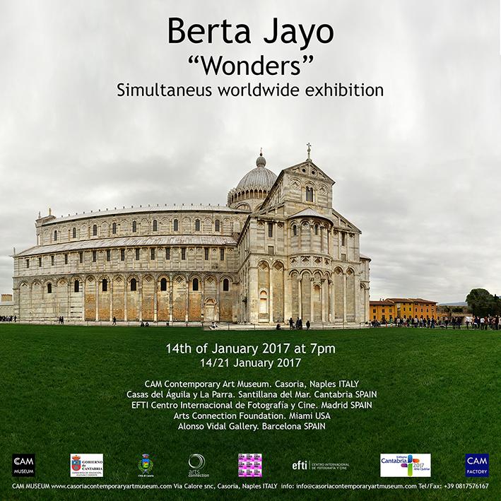 """Berta Jayo """"Wonders"""""""