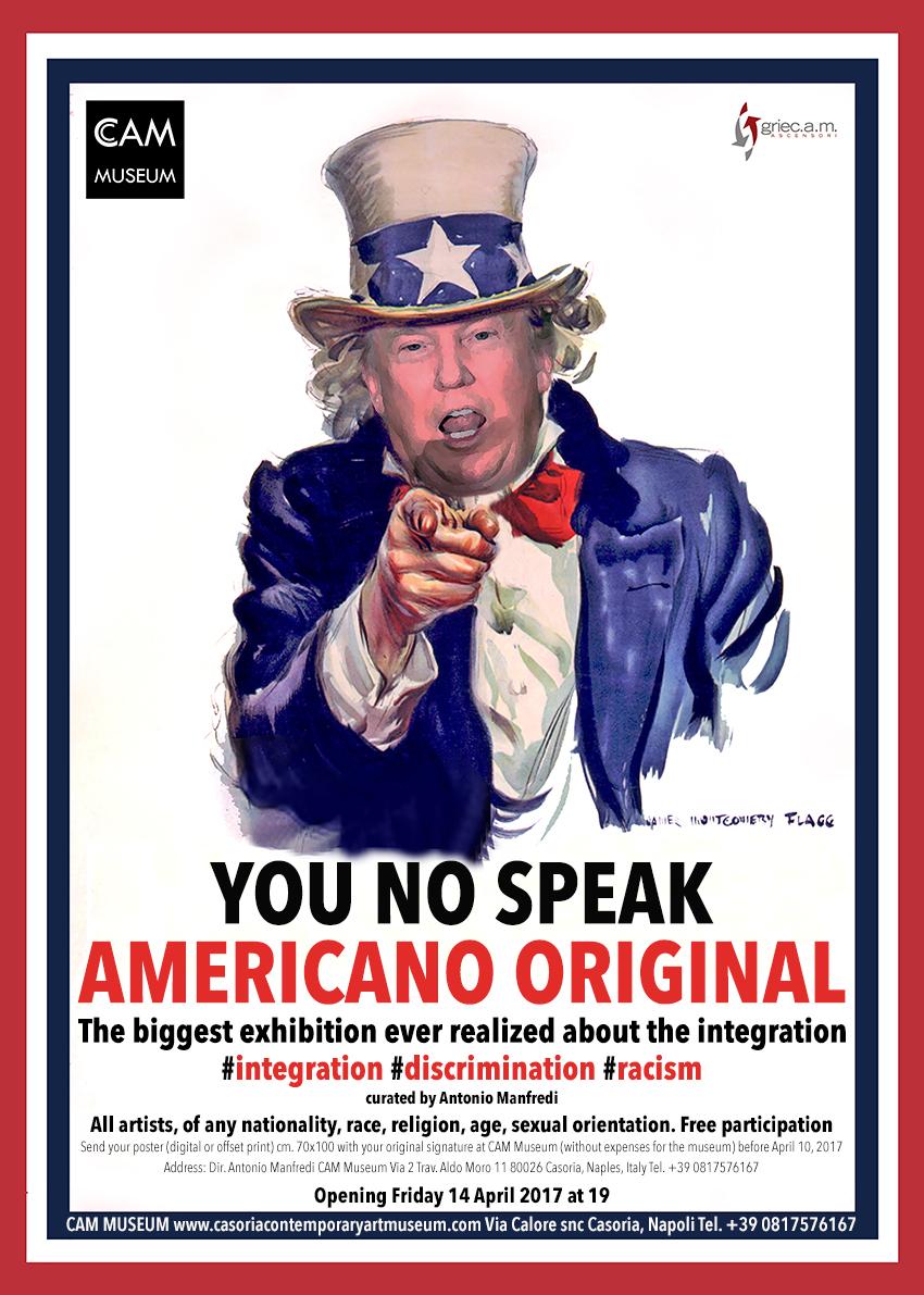 YOU NO SPEAK AMERICANO ORIGINAL