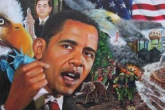j_p_mika_congo_obama_2009_olio_su_tela